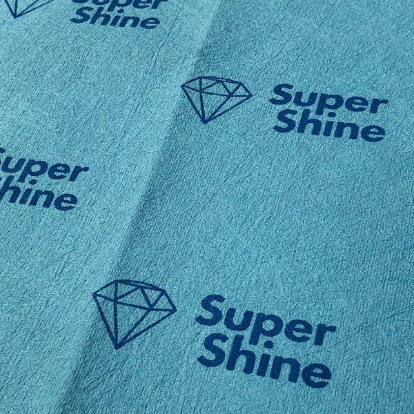 SuperShine X-Large uniek materiaal